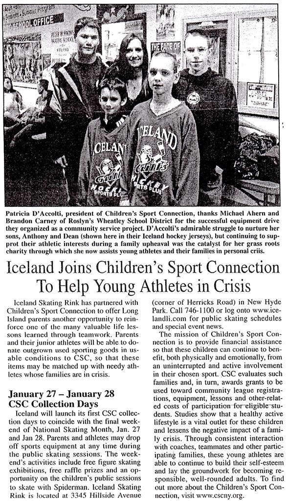Iceland Joins Children S Sport Connection To Help Young Athletes In Crisis Children 39 S Sport