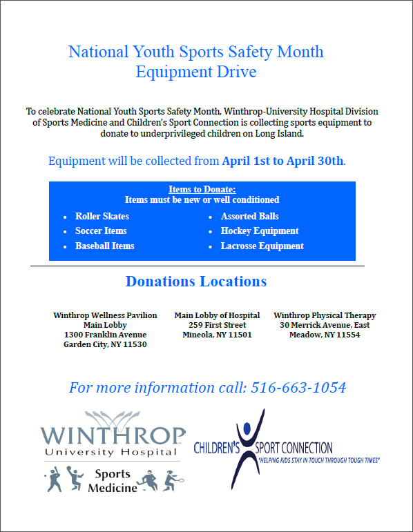 April2015_Equipment_Drive